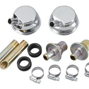 Summit Racing Crankcase Evacuation Systems
