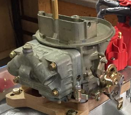 Demolition Derby Prepped 4412 Carburetor